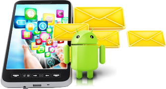 Bulk SMS Software for Android Mobile Phone