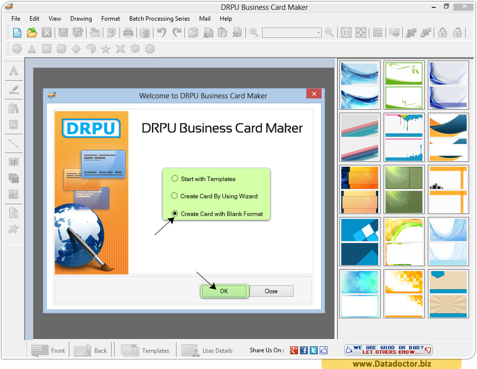 business card maker software - Business Card Maker Software