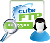 Password Recovery For CuteFTP