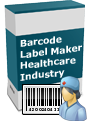 Barcode Label Maker - Healthcare Industry