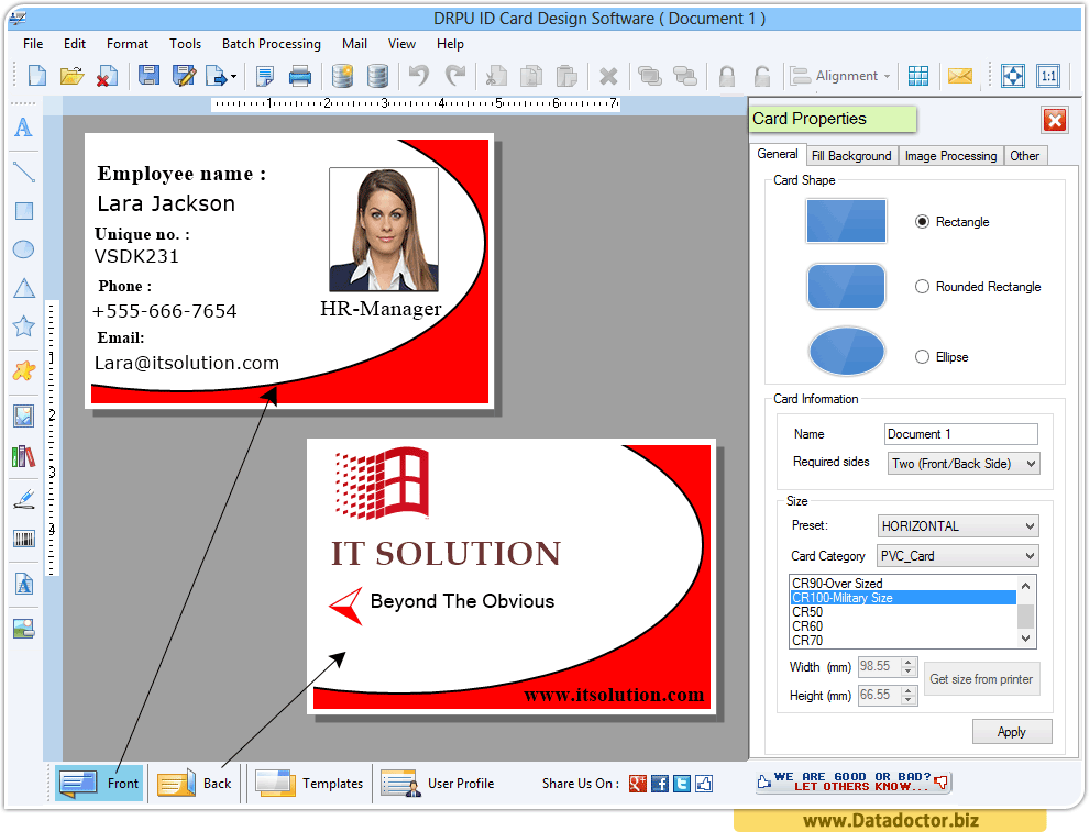 Download Id Card Designing Software For Mac