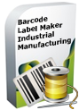 Barcode Label Maker - Industrial Manufacturing and Warehousing