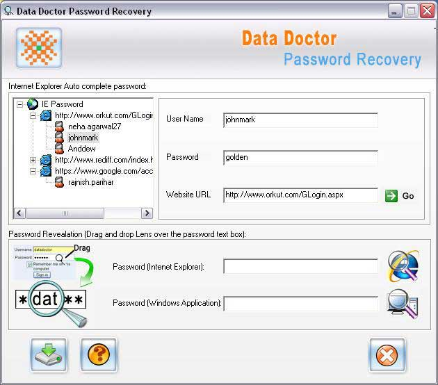 Data Doctor Password Recovery  v3.0.1.5