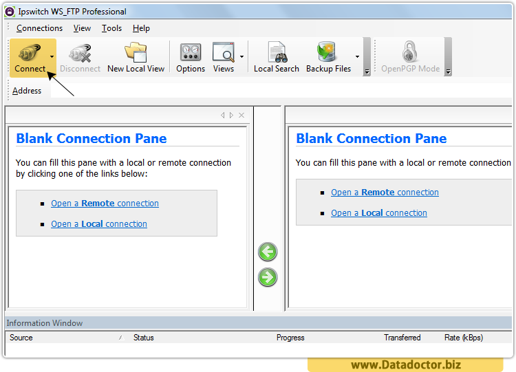 Password Recovery Software For Ipswitch WS_FTP