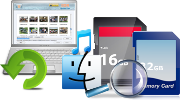 Memory Card Data Recovery Software For Mac