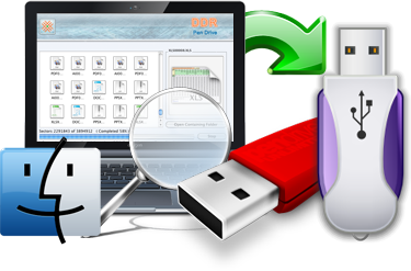 retrieval thumb drive data