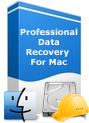 DDR Professional Data Recovery For Mac