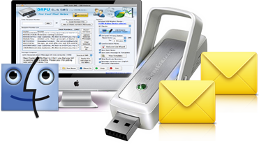 Mac Bulk SMS Software for USB Modems