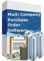 Multi Company Purchase Order Organizer Software