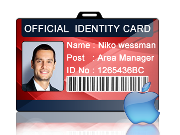 ID Card Designer Corporate Edition for Mac