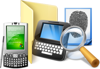 Pocket PC Forensic Software