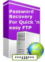 Password Recovery Software For quick and easy FTP Server