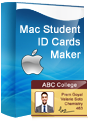 Students ID Cards Maker for Mac