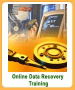 online data recovery training