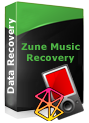 Zune Music Recovery Software